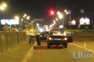 Милиционер насмерть сбил пешехода