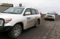 Україна передала ОБСЄ список відведеного важкого озброєння