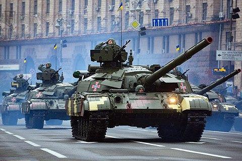 SIPRI: Україна витратила на оборону 3,4% ВВП у 2017 році