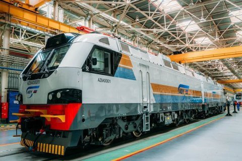 Украина покупает у Франции 130 электровозов Alstom и 370 пожарных подъемников