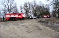 Спасатели остановили утечку газа в газохранилище в Черниговской области