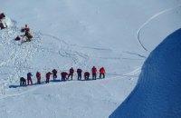 В Австрії під лавиною загинули двоє лижників