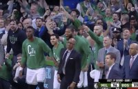 """""""Бостон"""" и """"Милуоки"""" устроили безумие в последние 15 секунд основного времени матча плей-офф НБА"""