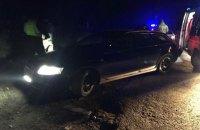 В Закарпатской области автомобиль сбил пограничника, военный в коме