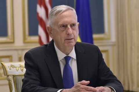 Трамп объявил об отставке главы Пентагона