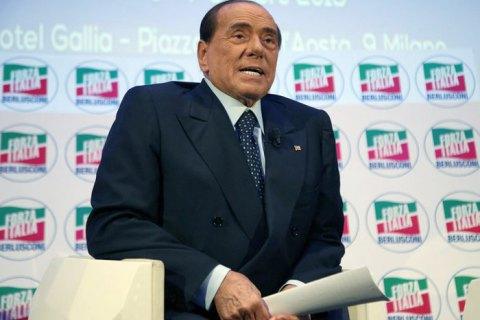Берлусконі переніс екстрену операцію