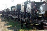 У Херсонській області намагалися пограбувати військовий ешелон