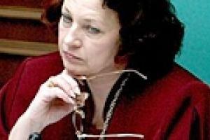 Ющенко может обжаловать восстановление Станик в должности судьи КС