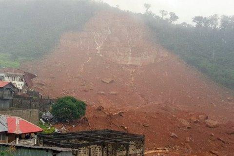 Число жертв повені в Сьєрра-Леоне зросло до 500