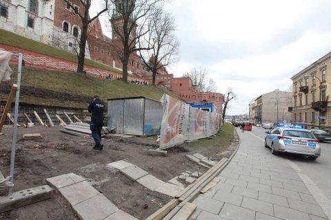 На будівництві біля Вавельського замку в Кракові загинув українець
