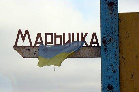 Боевики пятый день не дают восстановить электроснабжение в Марьинке