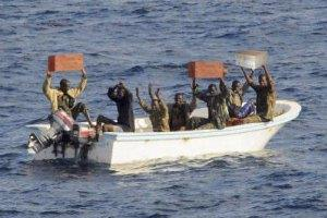 Три пирата захватили итальянский танкер