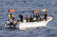 Пираты захватили итальянское судно с пятью украинцами на борту