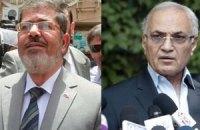 Ісламісти оголосили про перемогу свого кандидата в президенти Єгипту