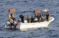 Пираты освободили из плена 4-х украинцев
