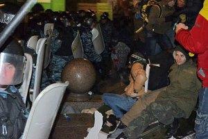 """""""Беркут"""" на Евромайдане бил даже лежачих, у многих людей сломаны конечности, - врач-очевидец"""