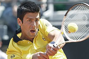 Джокович вышел в полуфинал Ronald Garros без борьбы
