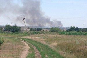 Сили АТО взяли село в кількох кілометрах від Луганська
