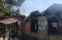 У Смілі на Черкащині стався вибух у приватному будинку, власник загинув