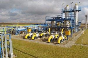Украина возобновляет импорт газа из Европы