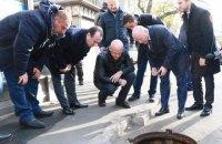 В центре Одессы завершили реконструкцию тепломагистрали