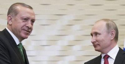 Путин над Сирией