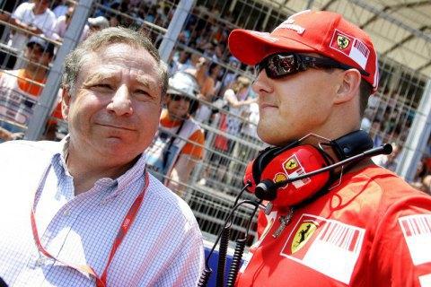 Президент FIA розповів про стан здоров'я Міхаеля Шумахера