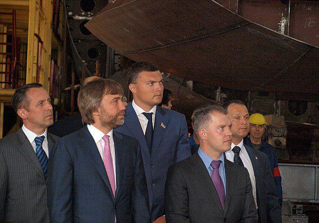 Компании Вадима Новинского (с бородой в центре) задают тон на рынке