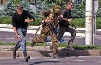 Військові в Донецьку нейтралізували кілька вогневих точок терористів, - ІО
