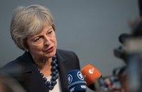Мей закликала опозицію підтримати угоду щодо Brexit на тлі провальних результатів на місцевих виборах