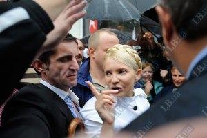 Олийнык: Тимошенко постоянно подталкивала суд к аресту