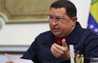 Чавес вітає мирні переговори Колумбії з повстанцями