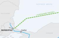 """""""Газпром"""" договорился с Турцией о продлении газопровода """"Турецкий поток"""" до ЕС"""