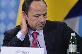 Тигипко обвиняет власть в отсутствии политической воли