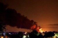 В США взорвался склад с боеприпасами: есть пострадавшие