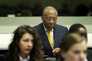 Экс-президента Либерии отправят отбывать срок в Британию