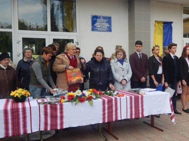 Преподаватели почтили память Героя