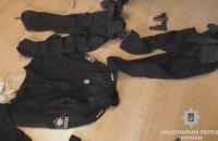 В Киеве задержали грабителей, которые нападали на иностранцев под видом полицейских
