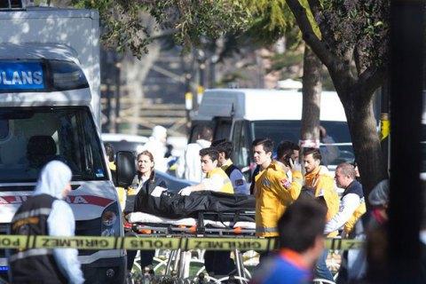 Туреччина звинуватила в організації теракту в Стамбулі ІДІЛ