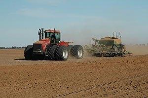 Аграрії виконали план висівання зерна