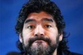 Марадона официально уходит в отставку