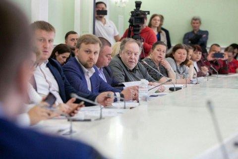 КГГА рекомендовала застройщику приостановить работы в Протасовом Яру