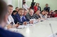 КМДА рекомендувала забудовнику призупинити роботи в Протасовому Яру