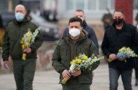 Зеленський і Шмигаль відвідали Чорнобильську зону