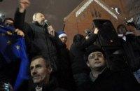 Протестующие белорусы заблокировали КПП на границе с Польшей
