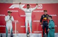 Формула 1: Хэмилтон выиграл Гран-При Японии (обновлено)