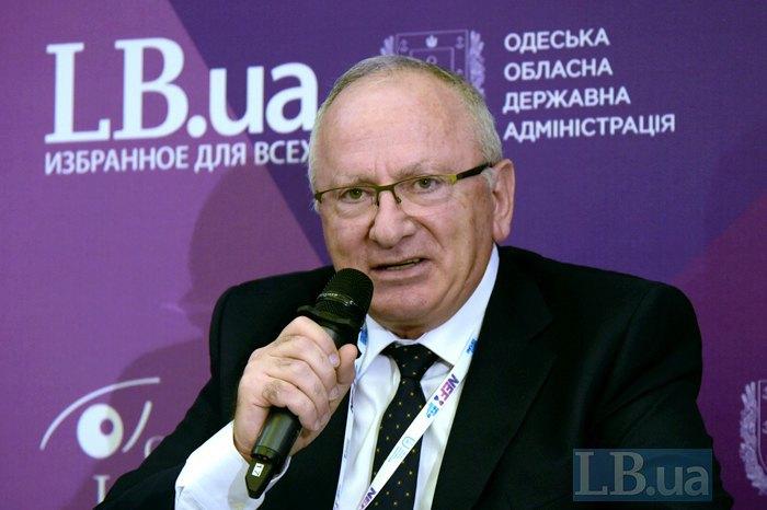 Заместитель директора Общей службы безопасности Израиля (Шабак) в 2010-2011 годах Ицхак Илан