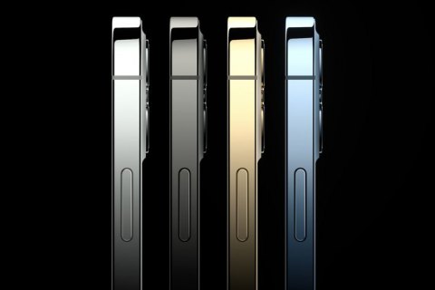 Apple представила лінійку смартфонів iPhone 12