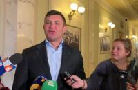 Тищенко: Депутати «Слуги народу» поїдуть на засідання з президентом частково за власні кошти