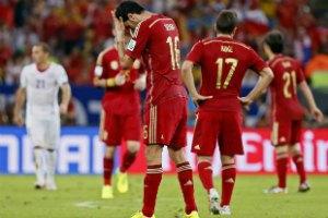 Іспанія знову програла Голландії